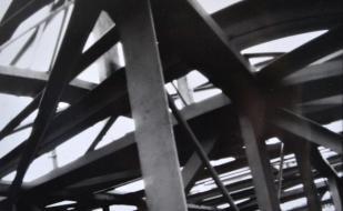 Beams, pinhole photography