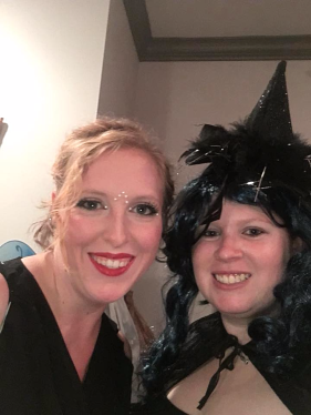 Music Fairy and a Witch...maybe Wicked will ensue